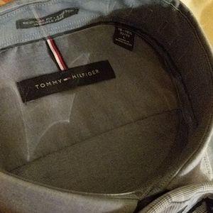 Tommy Hilfiger Shirts - 2 PACK Men's Button Down Shirts Tommy Hilfiger